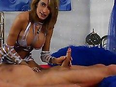 Big Tits Handjobs Pornstars