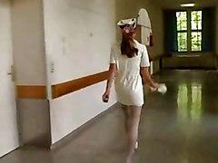 Nurse Tyra Misoux Pleases The Doc