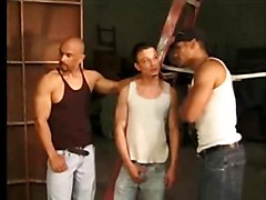 gay muscle interracial gangbang