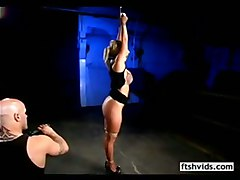 bdsm kinky bound tied spanking