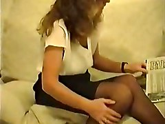 Amateur Masturbation Stockings