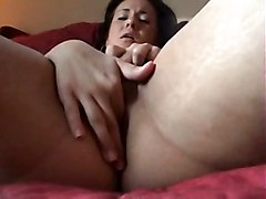 pussy real amateur fingering homemade masturbation reality brunettes realsex