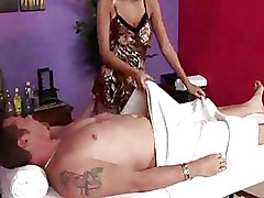 Blondes Handjobs Massage Milf