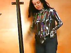 Fetish Spandex spandex babes beauty teasing pornstar spreading