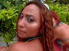 cumshot hardcore latina outdoor tan brazilian blowjob group bigbutt bigass pussyfucking cumonass orgy