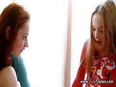 first fingering lesbian teens