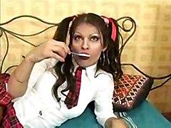 nasty tranny shemale trans argentina travesti schoogirl