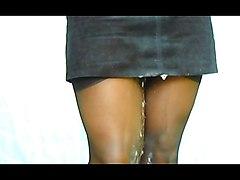 Funny Stockings Voyeur