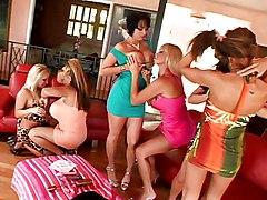 Big Tits Lesbian MILF Blonde Big Tits Blonde Brunette Caucasian High Heels Lesbian Licking Vagina MILF Masturbation Oral Sex Piercings Rimming Shaved Toys Vaginal Masturbation Kat Kat Kleevage Nicki Hunter Rachel Love Victoria Valentino