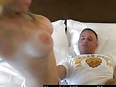 Big Tits Blowjobs Teen Threesome