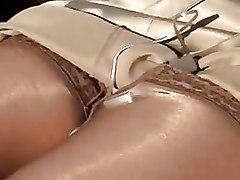 Big Tits Fetish Satin