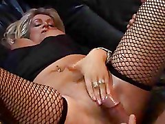 Cougars Doggy Style Hardcore Stockings