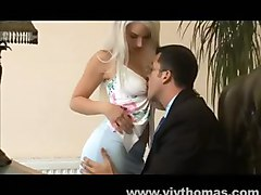 vivthomas com orgasm facial babes office wife chea