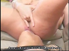 4some fuck anal sex finger lick