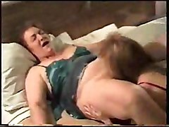My Mature Wife Had Her First Lesbian Experience