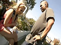 Big Cock Blowjobs Doggy Style Interracial Outdoor Titjob