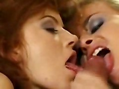 Anal French Threesomes