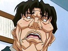 Hentai Anime Office Babe Gets Horny And Fucks