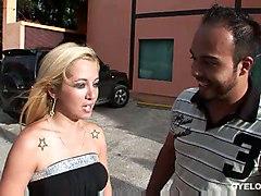 oyeloca sabrina blonde hardcore latina skinny smal