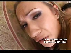 analation creamy sperm cum