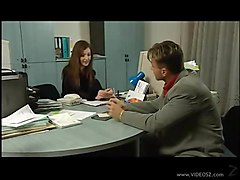 anal stockings cumshot blowjob brunette trimmed doggystyle fingering longhair table asstomouth highheels teasing bentover office balllicking assfucking secretary chair cumonass pussyrubbing