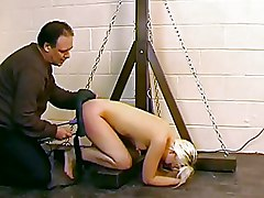 BDSM BDSM Fucking Machines blonde domination extreme kinky machine