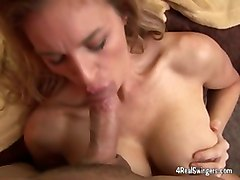  milf blowjob pov orgasm housewife cumshot facial cum swallow big tits