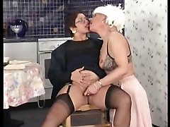 German Lesbians Matures