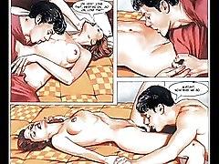 Cartoons Comics