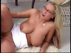 Busty Cumshots Pornstars