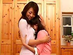 Asian Japanese Lesbians