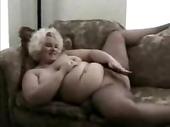 Amateur BBW Fingering Masturbation Sex Toys