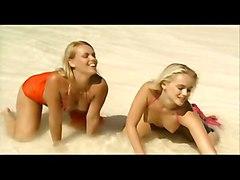 Babes Beach Blondes
