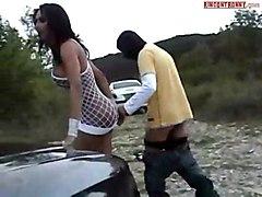 shemale shemales transsexual transsexuals joyce vidal transgender t girl tgirls she male outdoor brazilian fuck anal black