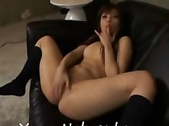 amateur asian masturbating solo hairy teem squirting homemade babe tits pussy