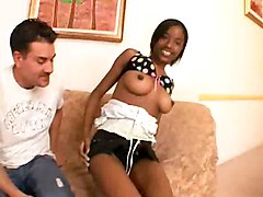 Black and Ebony Interracial Teens