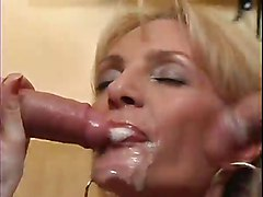 Facials MILFs Old+Young