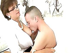 Big Tits Milf Moms and Boys