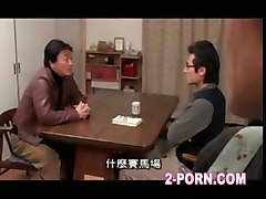 milf fucked husband orgasm japanese housewife cums