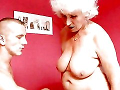 Big Tits Granny Moms and Boys