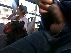 Flashing On Bus