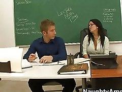 Big Tits Classroom School