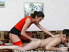 BDSM Femdom Femdom Strapon