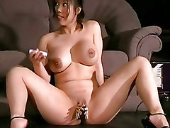 BDSM Whipping asian bdsm busty tit torment japanese bondage pain and pleasure