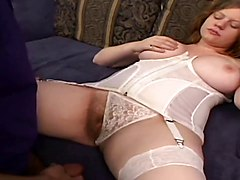 Cream Pie Hairy Redheads