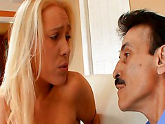 Anal Blonde Anal Masturbation Blonde Blowjob Caucasian Couple Cum Shot Masturbation Oral Sex Pornstar Vaginal Sex Cheyenne Jewel