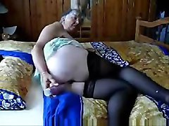 Amateur Grannies Sex Toys