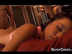 Fetish Hardcore Sleeping Teen