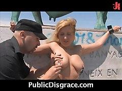 BDSM Beach Blowjobs