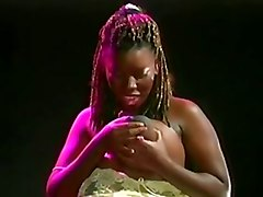 black interracial and ebony nipples